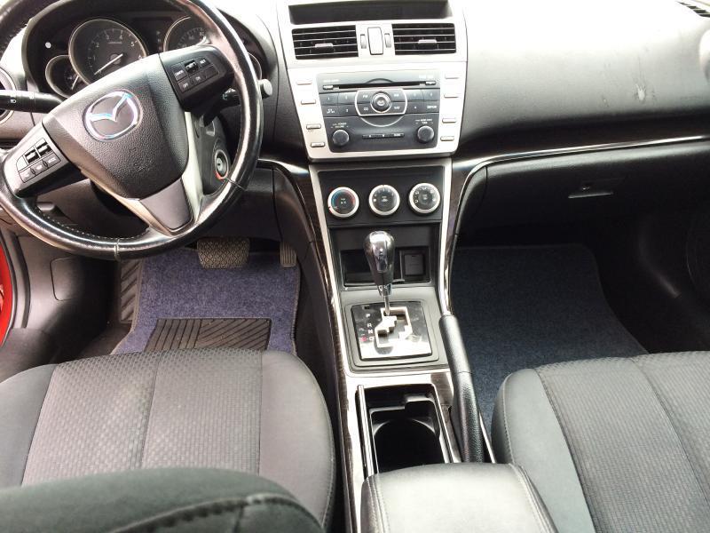 2011 Mazda MAZDA6 I-TOURING - Beaumont TX