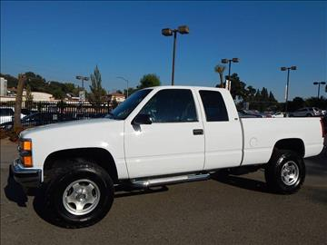 1995 Chevrolet C/K 2500 Series for sale in Fair Oaks, CA