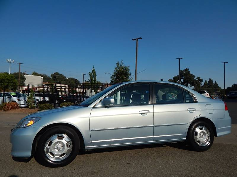 2005 Honda Civic Hybrid 4dr Sedan   Fair Oaks CA