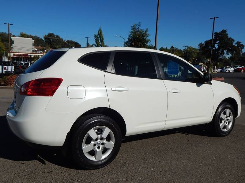 2008 Nissan Rogue Awd S Crossover 4dr In Fair Oaks Ca Direct Auto