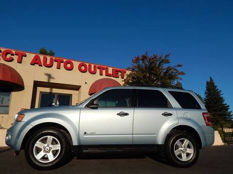 2009 Ford Escape Hybrid for sale in Fair Oaks, CA