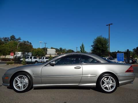 2005 Mercedes-Benz CL-Class for sale in Fair Oaks, CA