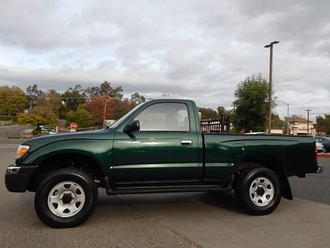 1999 Toyota Tacoma for sale in Fair Oaks, CA