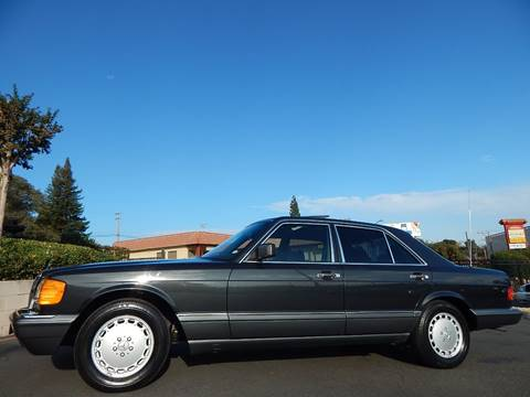 1991 Mercedes-Benz 300-Class for sale at Direct Auto Outlet LLC in Fair Oaks CA