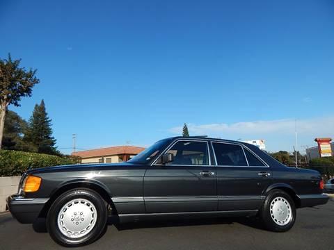 1991 Mercedes-Benz 300-Class for sale in Fair Oaks, CA