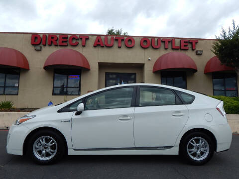 2010 Toyota Prius for sale at Direct Auto Outlet LLC in Fair Oaks CA