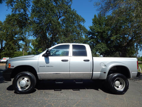 2003 Dodge Ram Pickup 3500 for sale at Direct Auto Outlet LLC in Fair Oaks CA