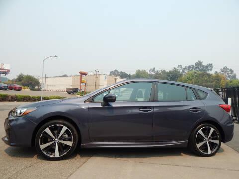 2017 Subaru Impreza for sale at Direct Auto Outlet LLC in Fair Oaks CA
