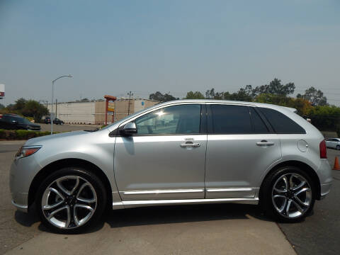 2014 Ford Edge for sale at Direct Auto Outlet LLC in Fair Oaks CA