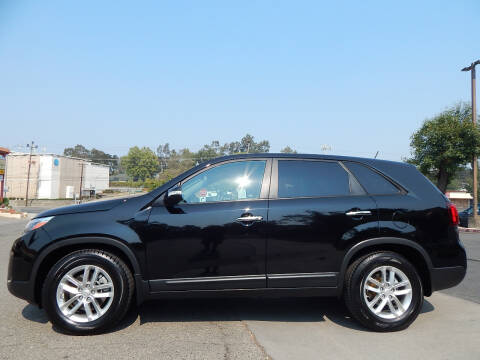 2014 Kia Sorento for sale at Direct Auto Outlet LLC in Fair Oaks CA