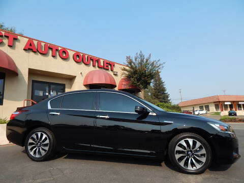 2014 Honda Accord Hybrid for sale at Direct Auto Outlet LLC in Fair Oaks CA