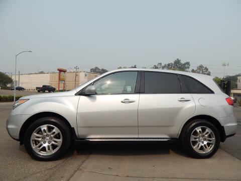 2009 Acura MDX for sale at Direct Auto Outlet LLC in Fair Oaks CA