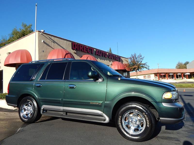 Lincoln Navigator Suv In Fair Oaks Ca Direct Auto