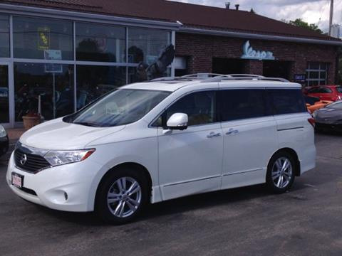 2014 Nissan Quest for sale in Brookfield, WI