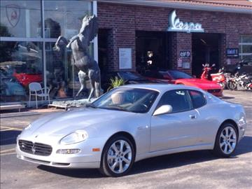 2005 Maserati Coupe for sale in Brookfield, WI