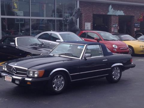 1981 Mercedes-Benz 380-Class for sale in Brookfield, WI