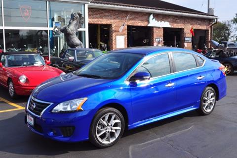 2015 Nissan Sentra for sale in Brookfield, WI