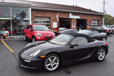 2013 Porsche Boxster for sale in Brookfield, WI