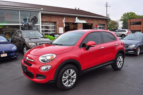 2016 FIAT 500X for sale in Brookfield, WI