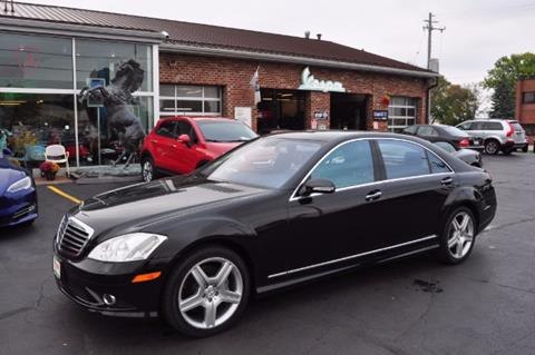 2009 Mercedes-Benz S-Class for sale in Brookfield, WI