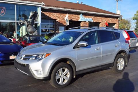 2014 Toyota RAV4 for sale in Brookfield, WI