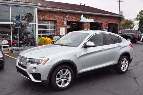 2015 BMW X4 for sale in Brookfield, WI