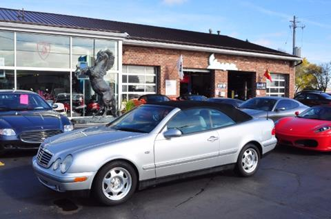 Convertibles for sale in brookfield wi for International mercedes benz milwaukee