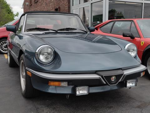 1986 Alfa Romeo Spider for sale in Brookfield, WI