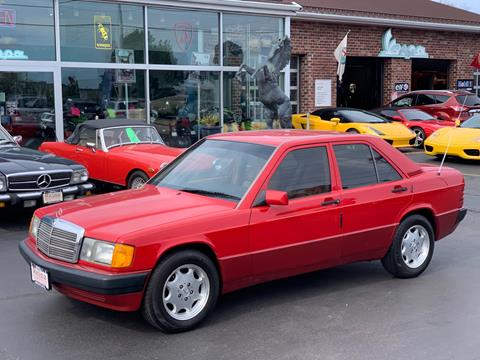 Used Mercedes Benz 190 Class For Sale Carsforsale Com