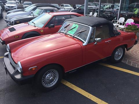 1975 MG Midget for sale in Brookfield, WI
