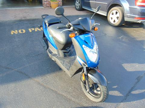 2012 Kymco AGILITY 50 for sale in Brookfield, WI