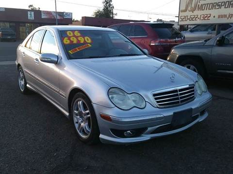 Used mercedes benz c class for sale in tucson az for Mercedes benz tucson az