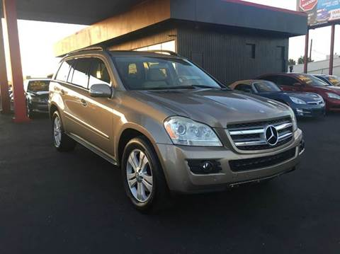 2008 Mercedes-Benz GL-Class for sale at JQ Motorsports East in Tucson AZ