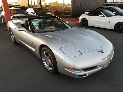 2004 Chevrolet Corvette for sale at JQ Motorsports East in Tucson AZ