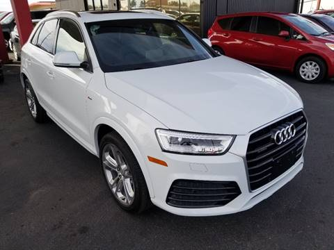 2016 Audi Q3 for sale at JQ Motorsports East in Tucson AZ