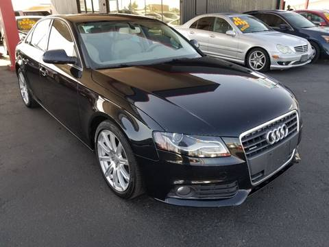 2011 Audi A4 for sale at JQ Motorsports East in Tucson AZ