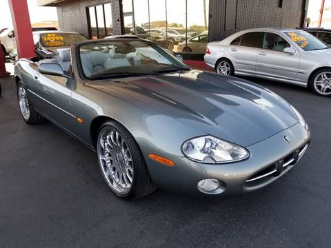 2003 Jaguar XK-Series for sale at JQ Motorsports East in Tucson AZ