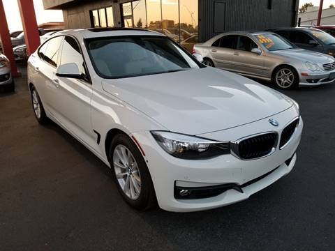 2015 BMW 3 Series for sale at JQ Motorsports East in Tucson AZ