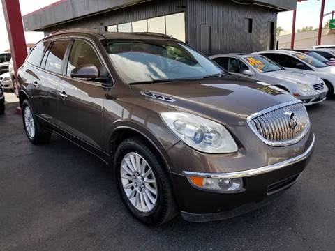 2011 Buick Enclave for sale at JQ Motorsports East in Tucson AZ