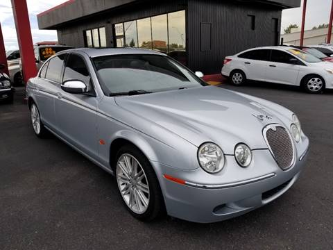 Awesome 2008 Jaguar S Type For Sale In Tucson, AZ