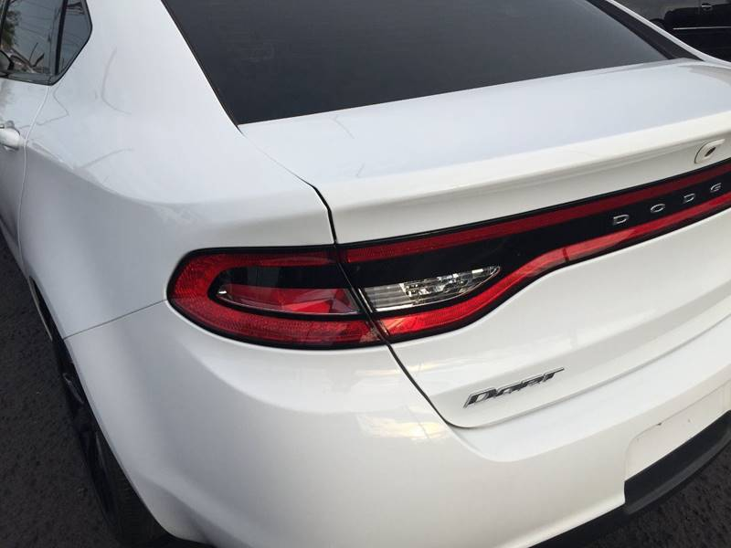 2016 Dodge Dart GT Sport Blacktop 4dr Sedan In Tucson AZ