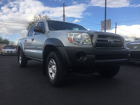 2009 Toyota Tacoma for sale at JQ Motorsports East in Tucson AZ