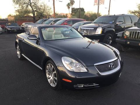 2007 Lexus SC 430 for sale at JQ Motorsports in Tucson AZ