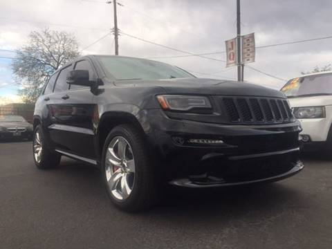 2015 Jeep Grand Cherokee for sale at JQ Motorsports East in Tucson AZ