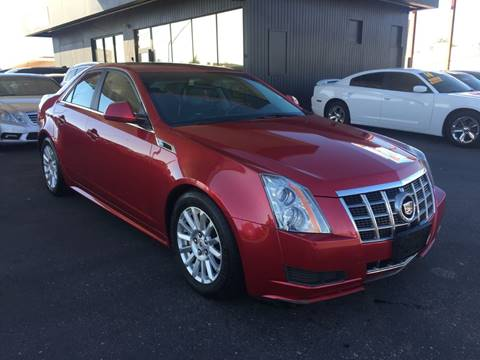 2012 Cadillac CTS for sale at JQ Motorsports East in Tucson AZ