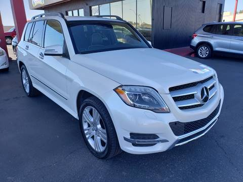 2013 Mercedes-Benz GLK for sale at JQ Motorsports East in Tucson AZ