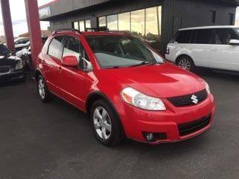 2011 Suzuki SX4 Crossover for sale in Tucson, AZ