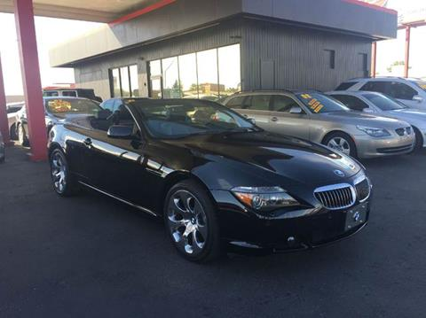 2007 BMW 6 Series for sale at JQ Motorsports in Tucson AZ