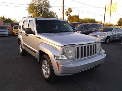 2012 Jeep Liberty for sale in Tucson, AZ