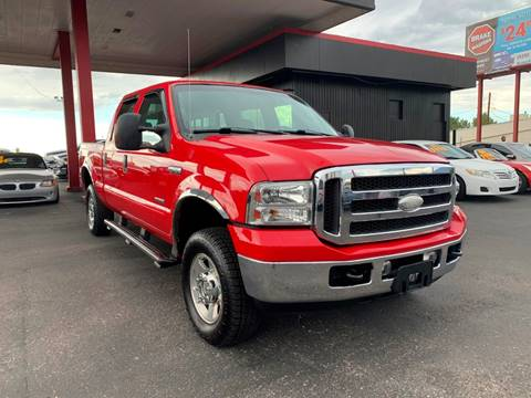 2005 Ford F-250 Super Duty for sale in Tucson, AZ